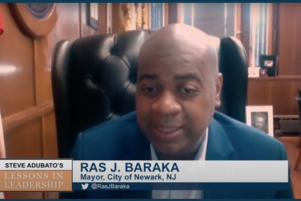 Lessons in Leadership: Newark Mayor Ras Baraka