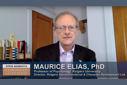 Lessons In Leadership: Maurice Elias
