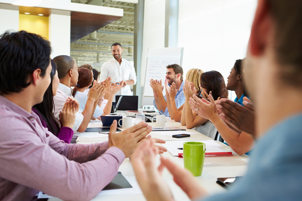 great leaders deliver powerful presentations