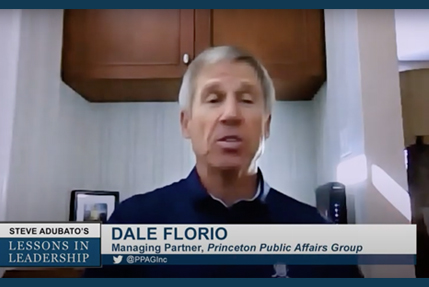Lessons in Leadership: Dale Florio and Michele Adubato