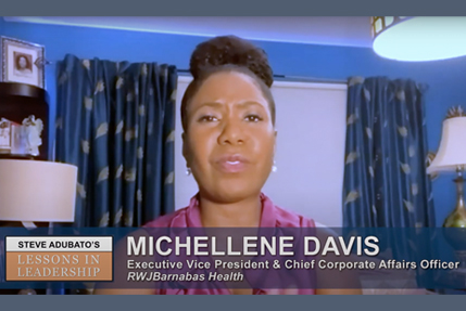Lessons In Leadership: Michellene Davis