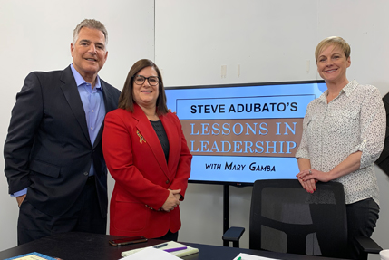 Lessons In Leadership: Michele Adubato