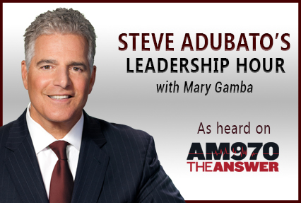 Leadership Hour: Anthony Russo