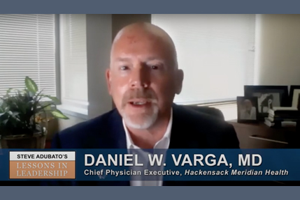 Lessons In Leadership: Dr. Dan Varga / Kevin Luing